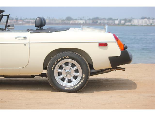 1979 MG MGB (CC-1387649) for sale in SAN DIEGO, California