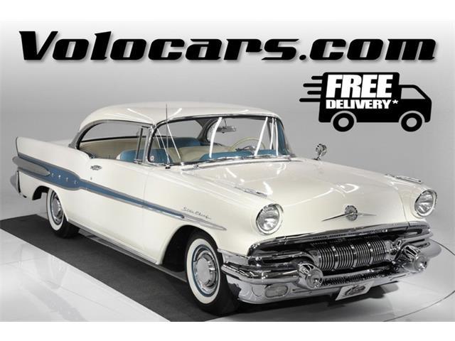 1957 Pontiac Star Chief (CC-1380765) for sale in Volo, Illinois