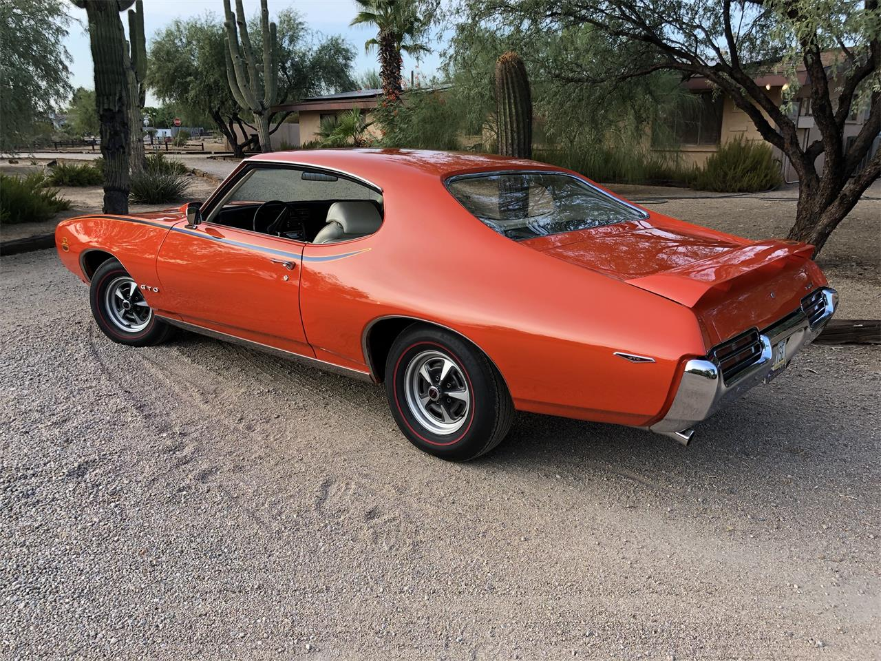 1969 Pontiac GTO (The Judge) (CC-1387657) for sale in Scootsdale, Arizona