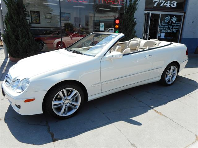 2008 Mercedes-Benz CLK350 (CC-1387660) for sale in Gilroy, California