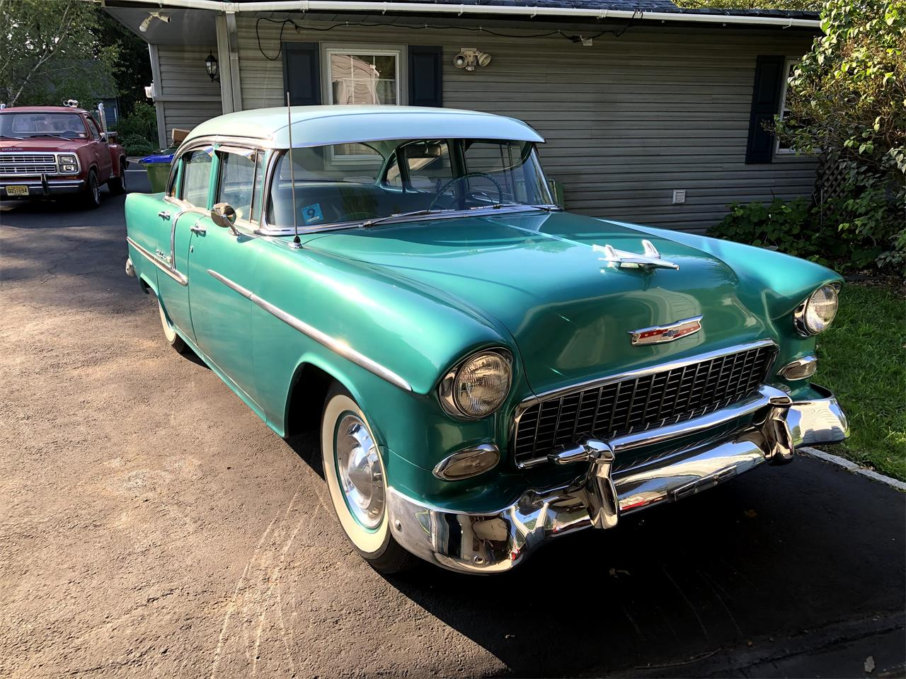 1955 Chevrolet Bel Air (CC-1387662) for sale in Edison, New Jersey