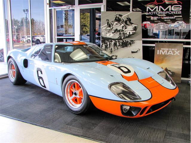 1966 Superformance GT40 (CC-1387673) for sale in MANSFIELD, Ohio