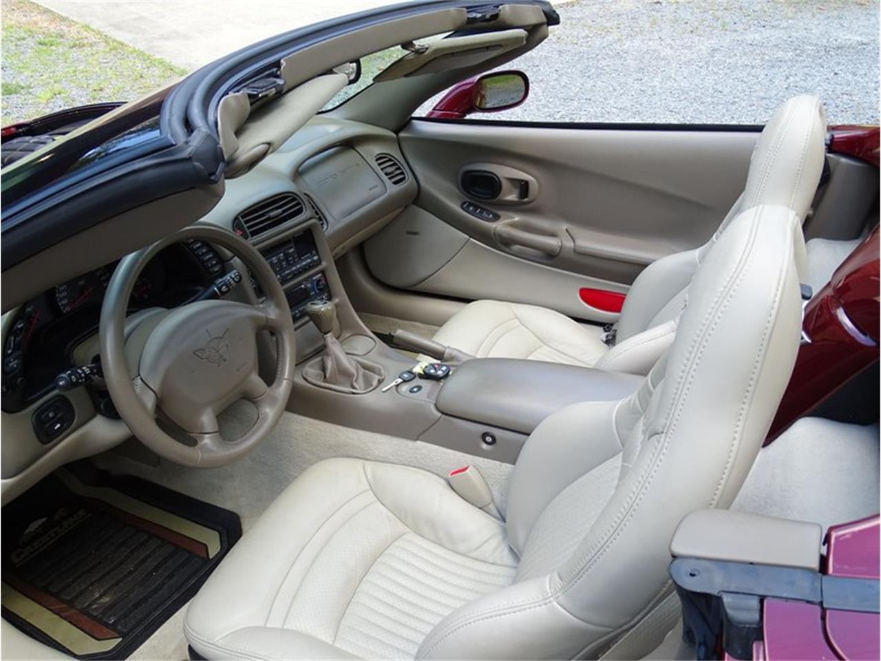 2003 Chevrolet Corvette (CC-1387676) for sale in Greensboro, North Carolina