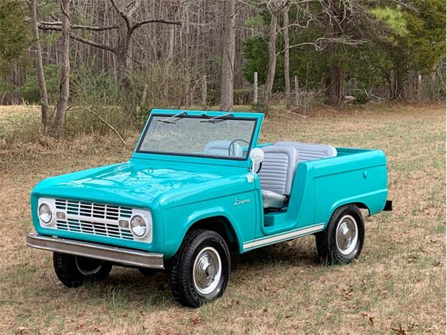 1966 Ford Bronco (CC-1387678) for sale in Greensboro, North Carolina