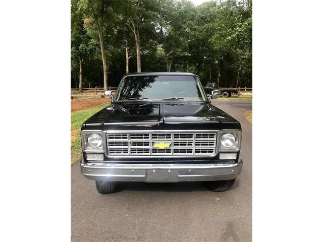 1978 Chevrolet Blazer (CC-1387683) for sale in Greensboro, North Carolina