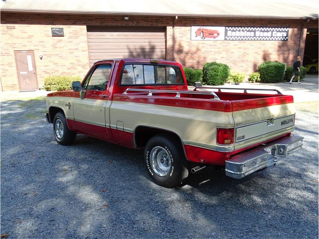 1987 Chevrolet Silverado (CC-1387693) for sale in Greensboro, North Carolina