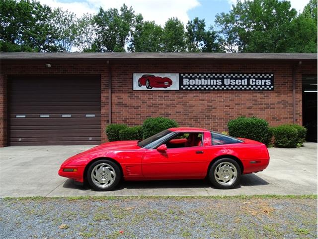 1996 Chevrolet Corvette (CC-1387696) for sale in Greensboro, North Carolina
