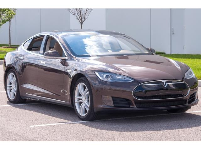 2013 Tesla Model S (CC-1380770) for sale in St. Louis, Missouri