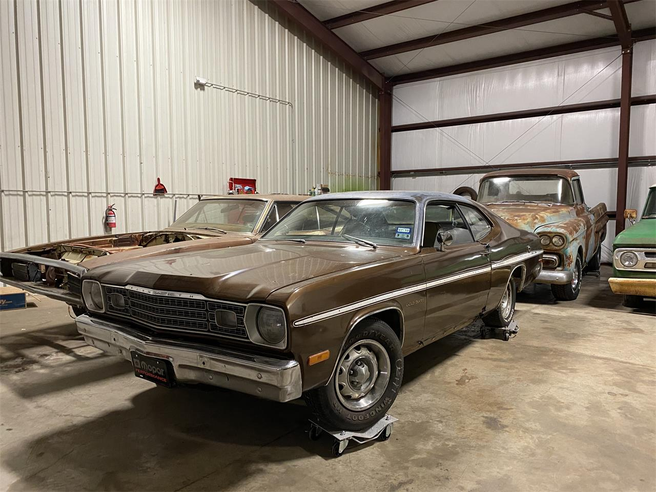 1973 Plymouth Duster (CC-1387708) for sale in Denton, Texas