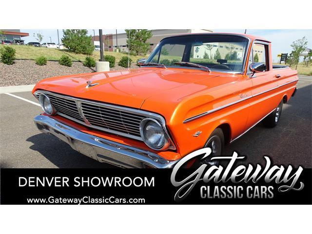 1965 Ford Ranchero (CC-1380771) for sale in O'Fallon, Illinois