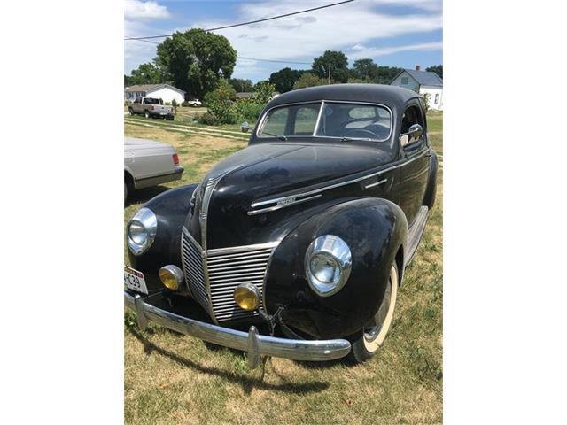 1939 Mercury Sedan (CC-1387714) for sale in West Point, Nebraska
