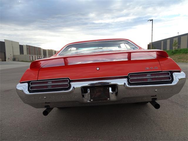 1969 Pontiac GTO (CC-1380772) for sale in O'Fallon, Illinois