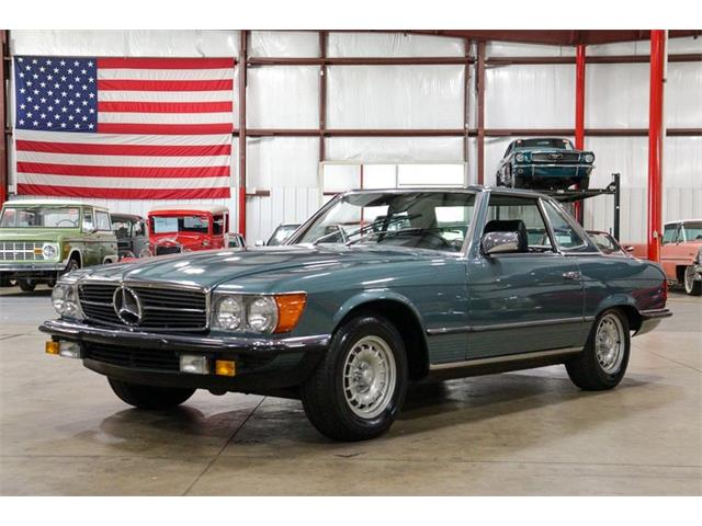 1981 Mercedes-Benz 380SL (CC-1387727) for sale in Kentwood, Michigan