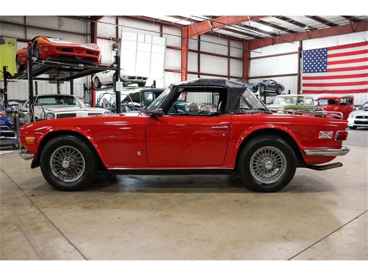 1972 Triumph TR6 (CC-1387735) for sale in Kentwood, Michigan