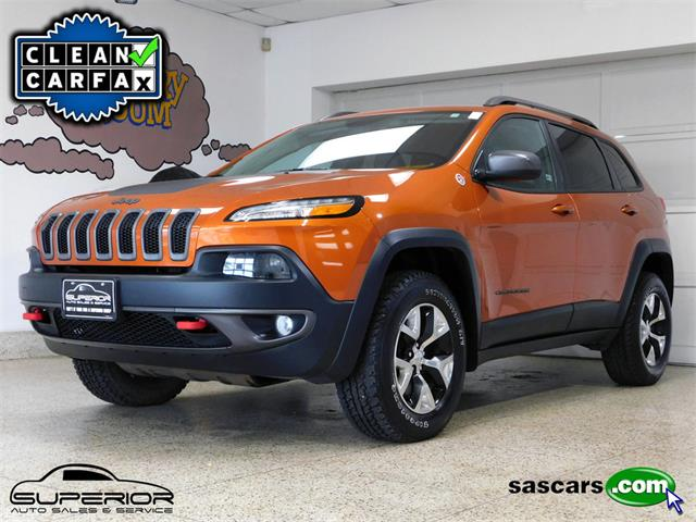 2016 Jeep Cherokee (CC-1387749) for sale in Hamburg, New York
