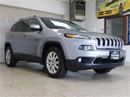 2015 Jeep Cherokee (CC-1387750) for sale in Hamburg, New York
