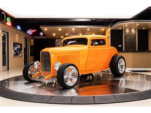 1932 Ford 3-Window Coupe (CC-1387759) for sale in Plymouth, Michigan