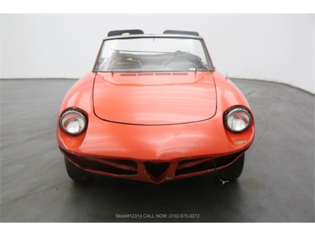 1967 Alfa Romeo Giulia Spider (CC-1387765) for sale in Beverly Hills, California