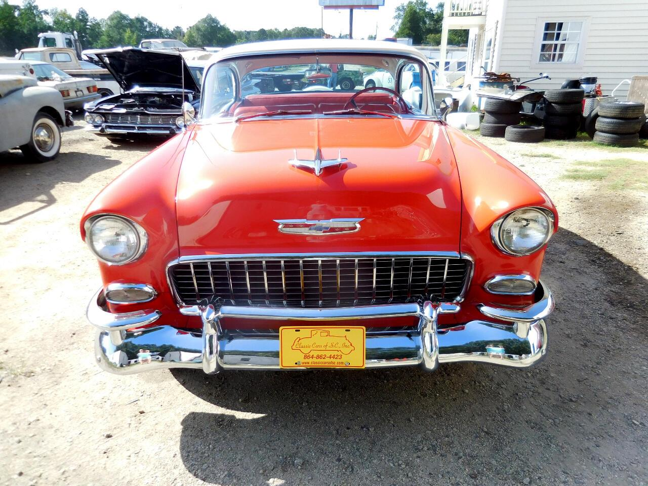 1955 Chevrolet Bel Air (CC-1387778) for sale in Gray Court, South Carolina