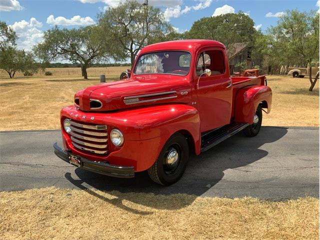 1948 Ford F1 (CC-1387789) for sale in Fredericksburg, Texas