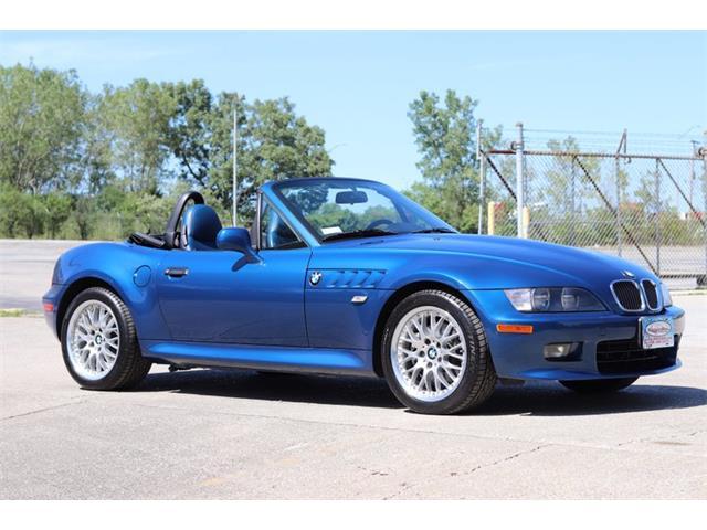 2001 BMW Z3 (CC-1380779) for sale in Alsip, Illinois