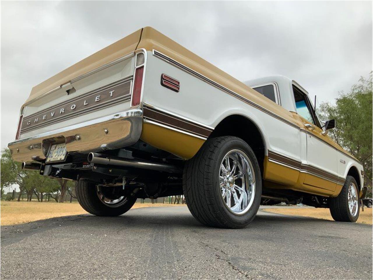 1970 Chevrolet C/K 10 (CC-1387791) for sale in Fredericksburg, Texas