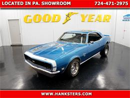 1968 Chevrolet Camaro (CC-1387792) for sale in Homer City, Pennsylvania