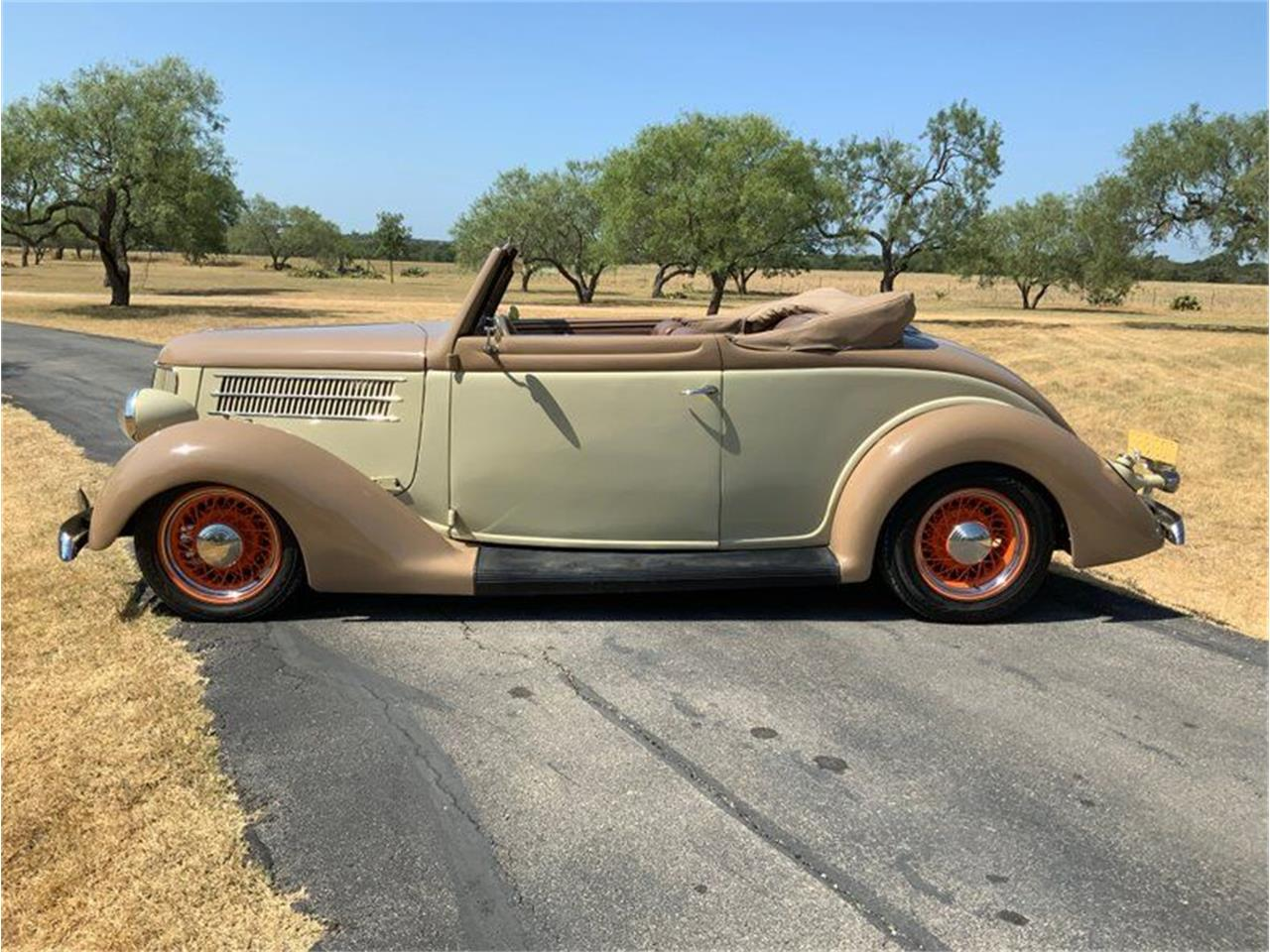 1936 Ford Cabriolet (CC-1387796) for sale in Fredericksburg, Texas