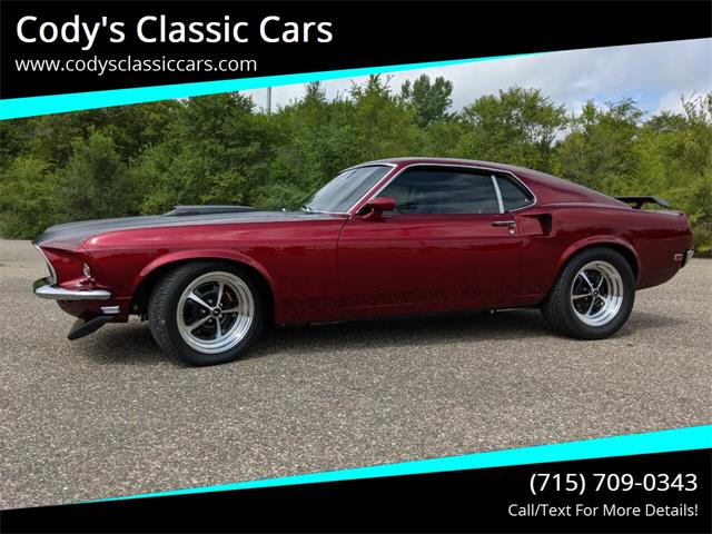 1969 Ford Mustang (CC-1387800) for sale in Stanley, Wisconsin