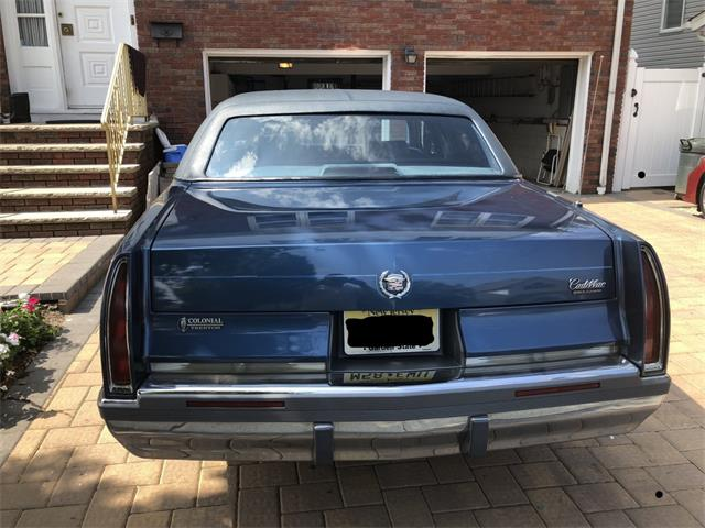1993 Cadillac Fleetwood Brougham (CC-1387820) for sale in Lake Hiawatha, New Jersey