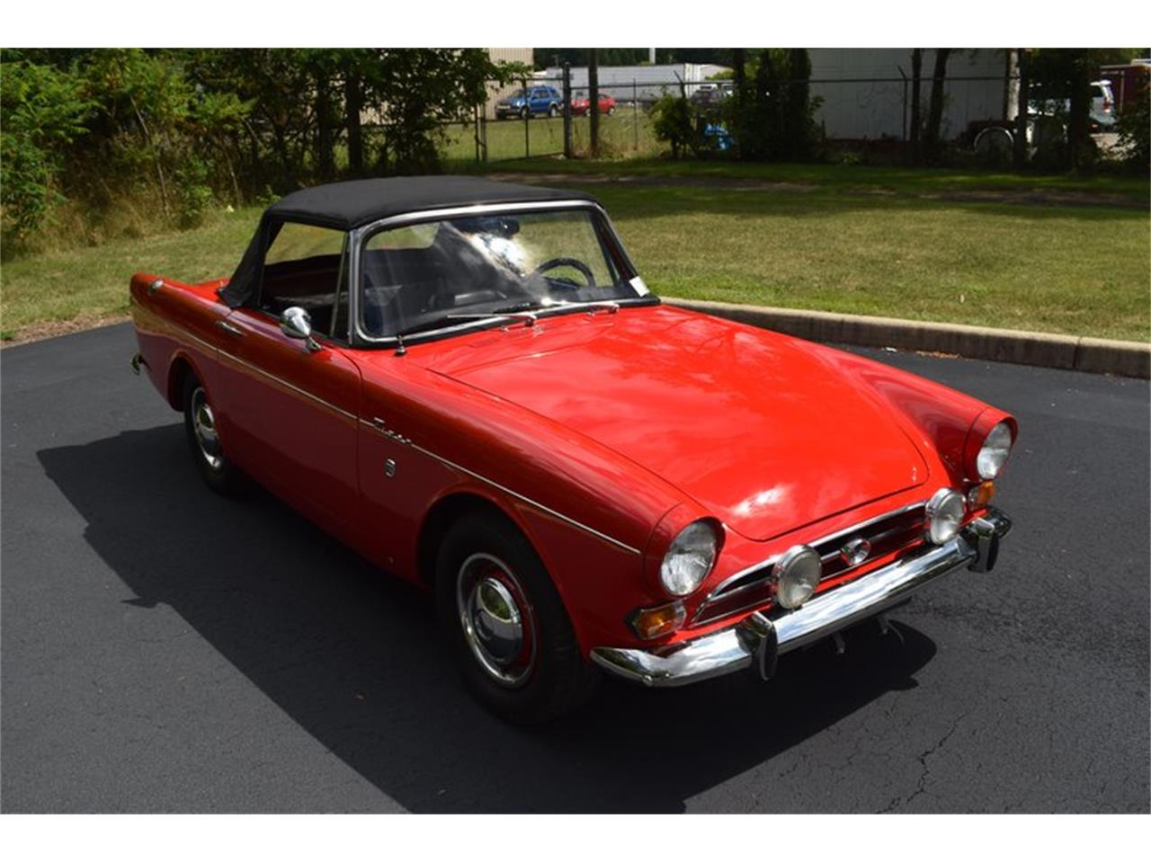 1967 Sunbeam Tiger (CC-1387825) for sale in Elkhart, Indiana