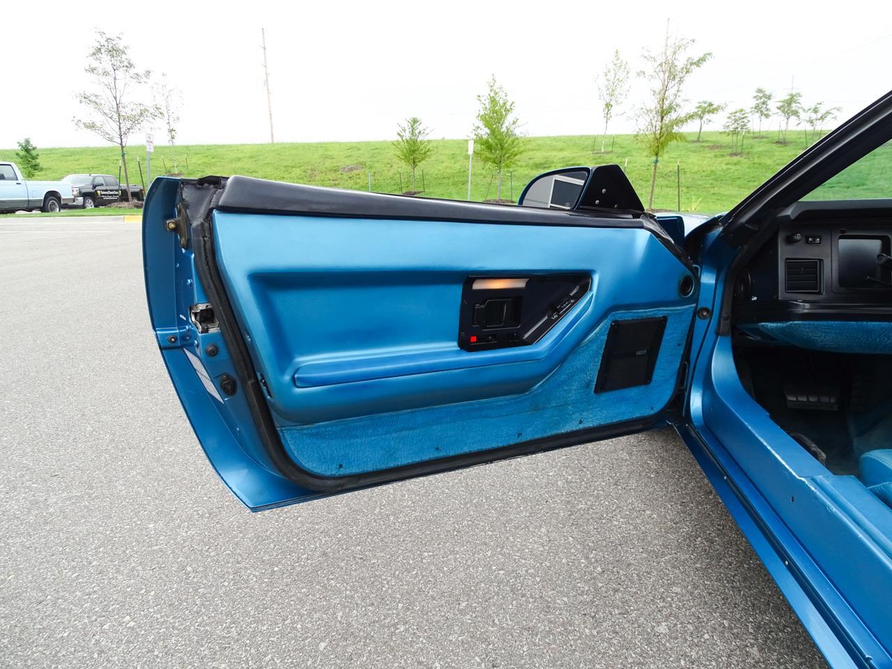 1987 Chevrolet Corvette (CC-1387843) for sale in O'Fallon, Illinois