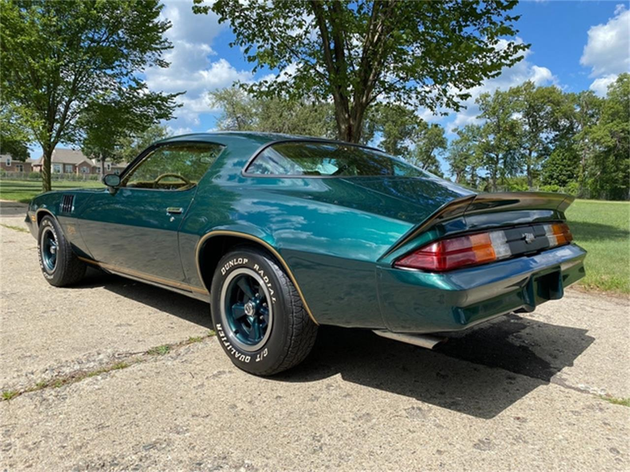 1978 Chevrolet Camaro (CC-1387850) for sale in Shelby Township, Michigan