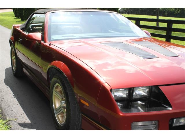 1989 Chevrolet Camaro (CC-1387873) for sale in Batesville, Mississippi