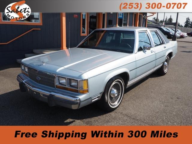 1990 Ford Crown Victoria (CC-1387877) for sale in Tacoma, Washington