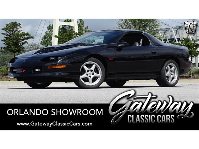 1997 Chevrolet Camaro (CC-1387898) for sale in O'Fallon, Illinois
