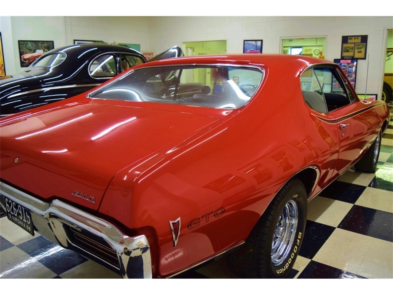 1968 Pontiac GTO (CC-1387904) for sale in Fredericksburg, Virginia