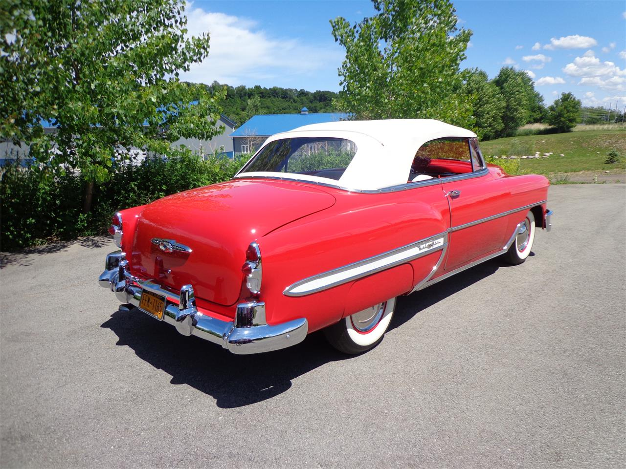 1953 Chevrolet Bel Air (CC-1387905) for sale in Macedon, New York