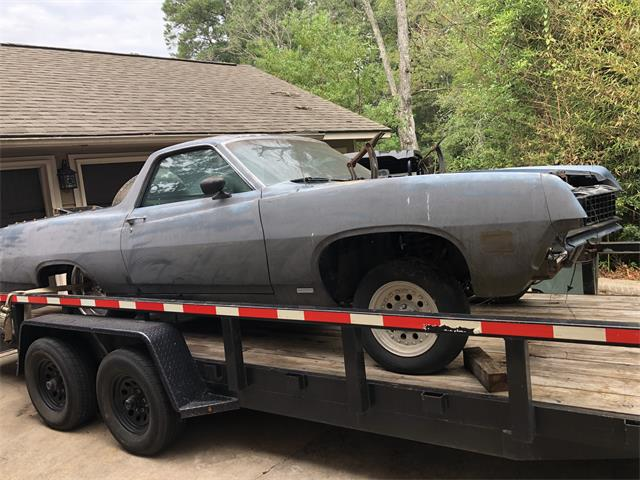 1970 Ford Ranchero (CC-1387906) for sale in Huntsville , Texas
