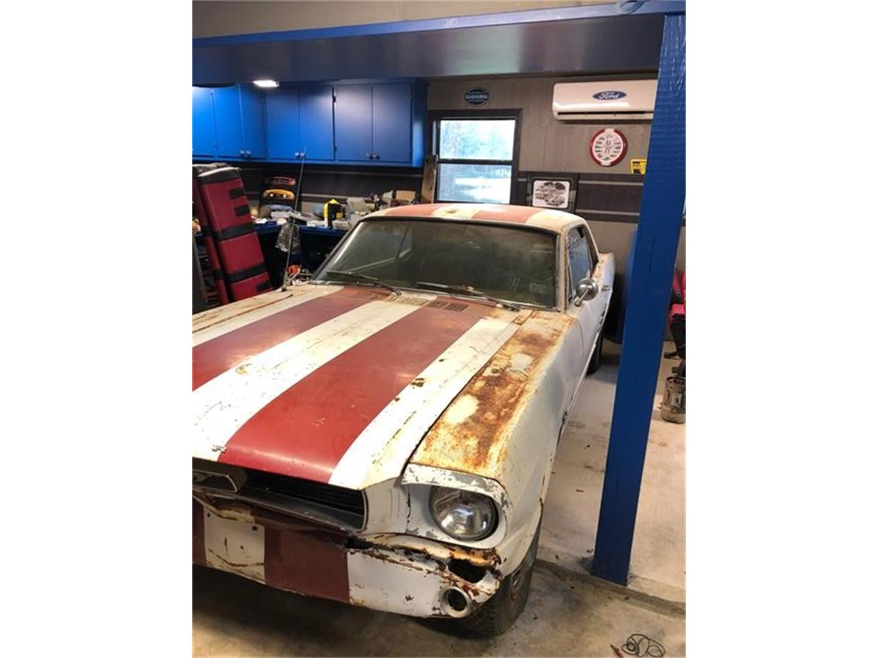 1966 Ford Mustang (CC-1387908) for sale in Huntsville , Texas