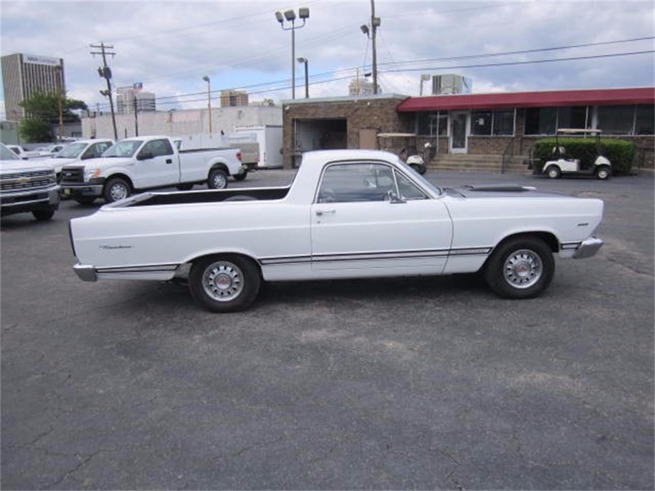 1967 Ford Ranchero (CC-1387910) for sale in Houston, Texas