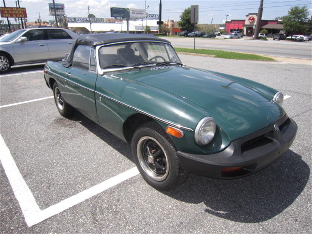 1974 MG MGB (CC-1387916) for sale in Tifton, Georgia
