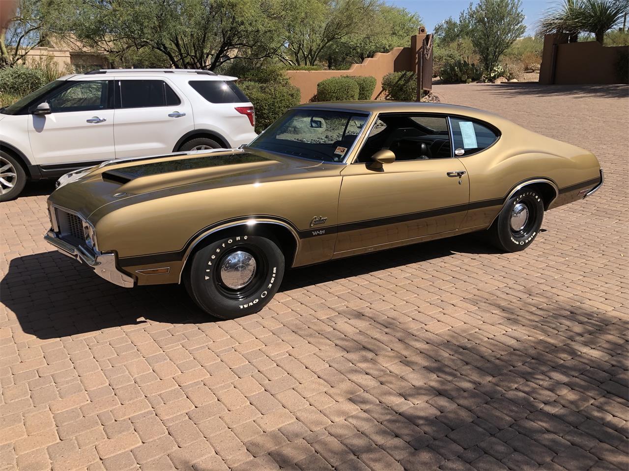 1970 Oldsmobile Cutlass (CC-1387922) for sale in Scottsdale, Arizona