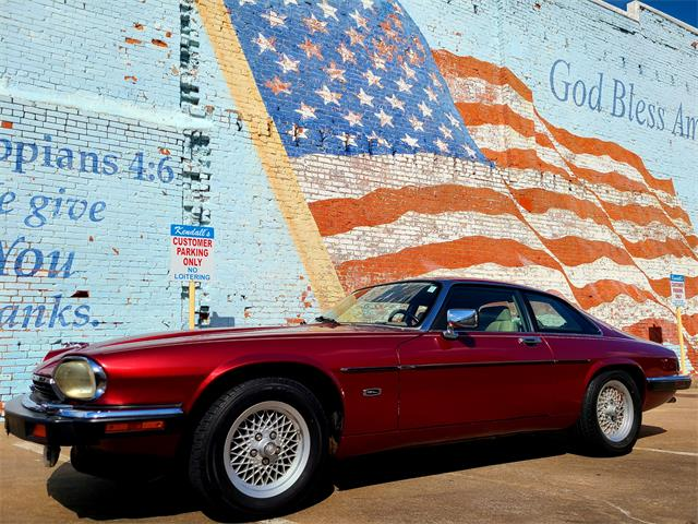 1992 Jaguar XJS (CC-1387923) for sale in Skiatook, Oklahoma