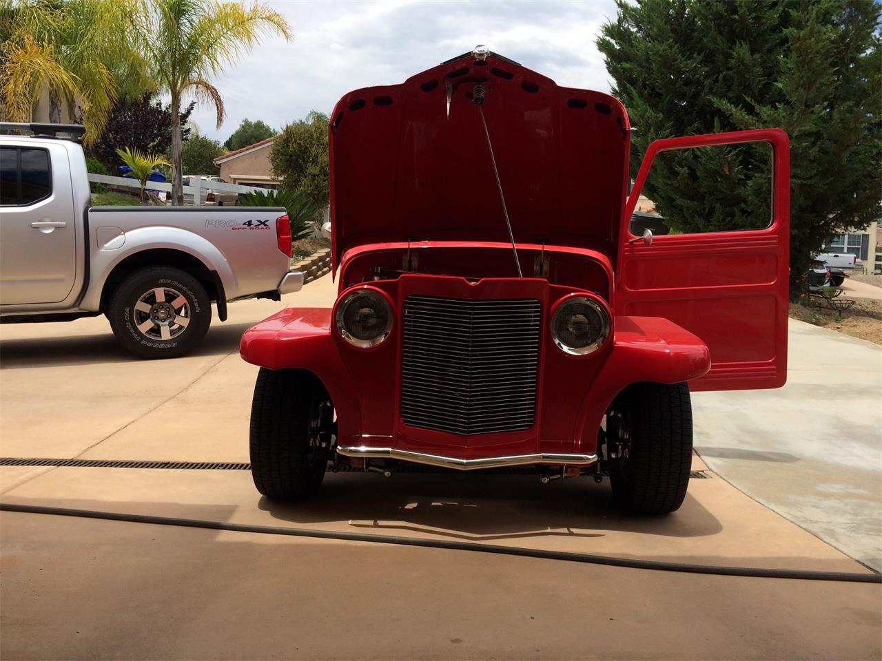 1951 Jeep Willys (CC-1387927) for sale in FALLBROOK, California