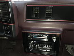 1987 Chevrolet Monte Carlo SS Aerocoupe (CC-1387931) for sale in Scottsdale, Arizona