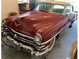 1953 Chrysler New Yorker (CC-1387937) for sale in Richmond, British Columbia