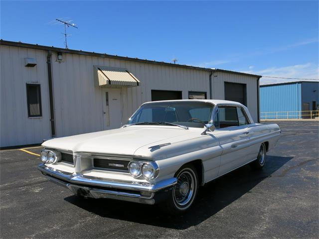 1962 Pontiac Grand Prix (CC-1387940) for sale in Manitowoc, Wisconsin