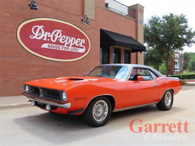 1970 Plymouth Barracuda (CC-1387946) for sale in Lewisville, TEXAS (TX)