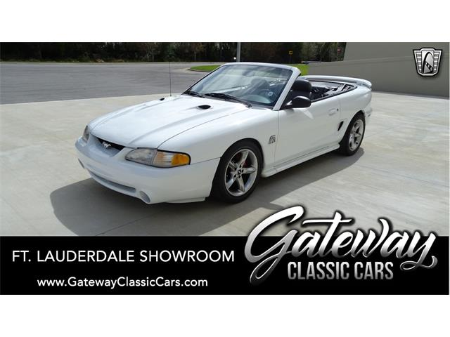 1994 Ford Mustang (CC-1380795) for sale in O'Fallon, Illinois